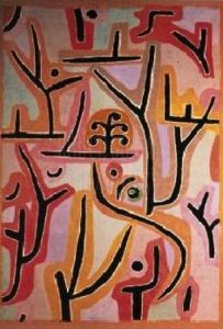 Park Bei Lu by Paul Klee