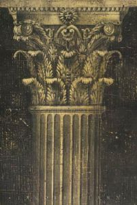 Fluted Column by Jacques Lamy