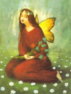 Summer Fairy by Stephen Mackey