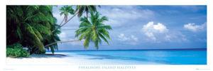 Maldives - Fihalhohi island by Anonymous