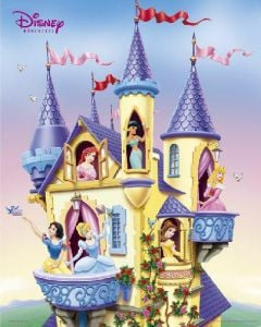 Princess - Castle by Disney