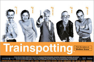Trainspotting by Anonymous