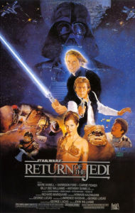 Star Wars - Return of the Jedi by Anonymous