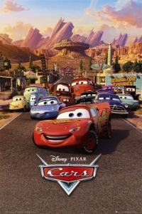 Cars - One Sheet by Disney