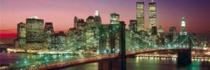 New York - Manhattan Colour (Berenholtz) by Anonymous
