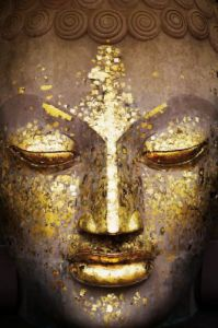 Buddha - Face by Anonymous