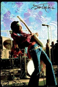 Jimi Hendrix - Live by Anonymous