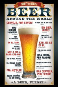 Beer - How to order by Anonymous