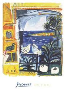 Cote D'azur, 1957 by Pablo Picasso