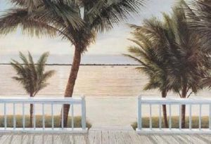 Palm Bay by Diane Romanello