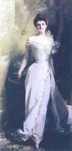 Mrs Ralph Curtis by John Singer Sargent