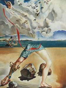 Untitled, 1942 by Salvador Dali