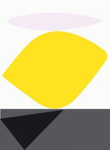 Souzon (Silkscreen print) by Victor Vasarely