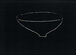 Petit bol II,1914-15 (Silkscreen print) by Henri Matisse