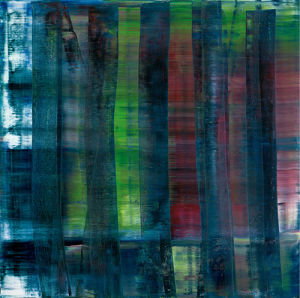 Abstract Painting, 1992 by Gerhard Richter