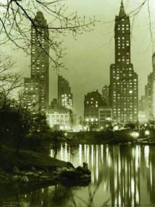New York Nights by B & W Collection