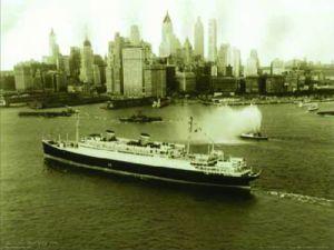 Manhattan New York, 1949 by B & W Collection