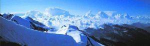 Monte Rosa - The Castore Ridge by Davide Camisasca