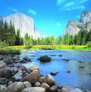 Yosemite National Park, USA by John Lawrence