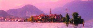 Isola dei Pescatori, Lake Maggiore, Italy by John Lawrence