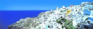 Santorini, Greek Islands by Lee Frost