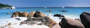 Praslin, Seychelles by Lee Frost