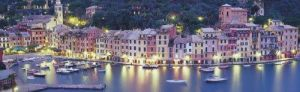 Portofino, Italy by John Lawrence
