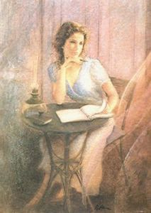 Romantica 4 by Raffaela Blanc
