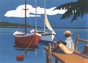 Caraibi 10 by Thomas Gibb