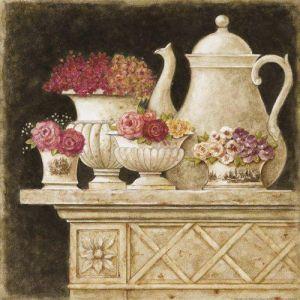 Vases III by Eric Barjot