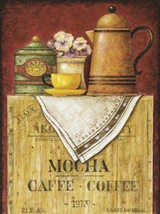 Mocha by Eric Barjot