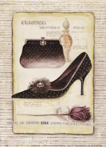 Shoe II by G.P. Mepas
