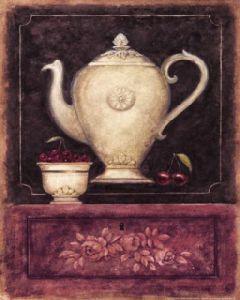 Tea Pot II by Hervé Libaud