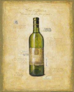 Vino di Toscana by G.P. Mepas