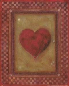 Hearts III by G.P. Mepas