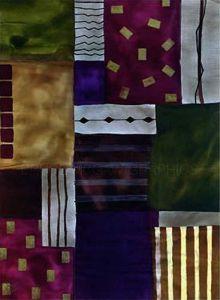 Lush Geometry by Muriel Verger