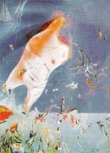 Senicitas by Salvador Dali