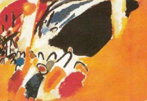 Impression III (Konzert) by Wassily Kandinsky