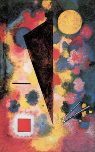 Multicoloured Resonance, 1928 by Wassily Kandinsky
