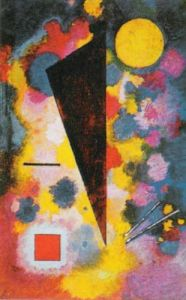 Multicoloured Resonance, 1928 by Wassily Kandinsky