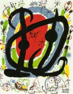 Exposition XXII Salon by Joan Miro