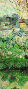 View of Arles, 1889 (detail) by Vincent Van Gogh