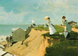 Long Branch, New Jersey by Winslow Homer