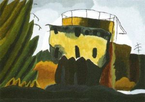 Tanks, 1938 by Arthur G. Dove