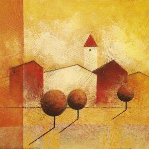 Village II by Claudio Furlan
