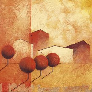 Village VI by Claudio Furlan