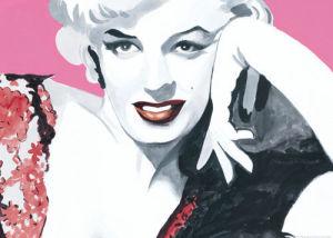 Marilyn Monroe II by Irene Celic