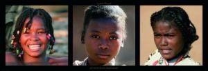 Jeunes Filles Malgache by Laurent Pinsard