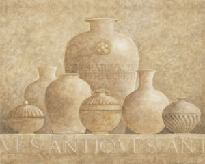 Pottery II by G.P. Mepas