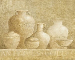 Pottery IV by G.P. Mepas